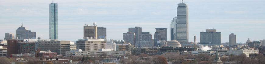Boston skyline image 2